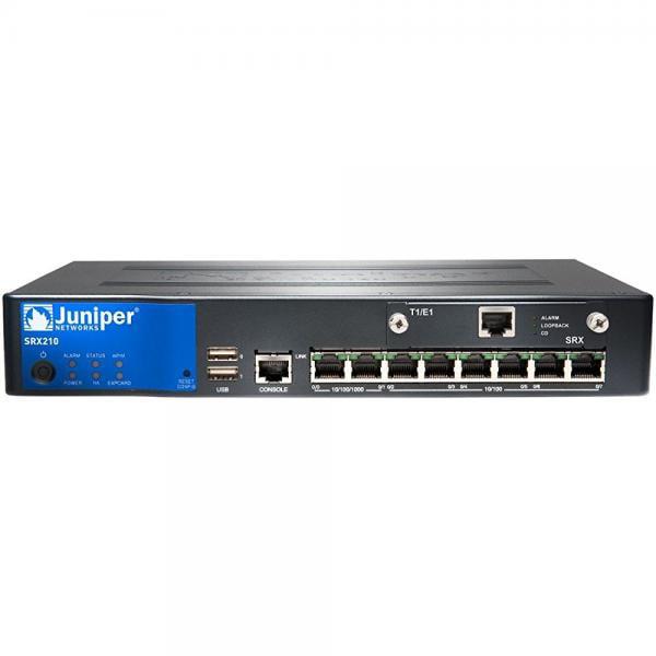 Juniper Networks Service Enhanced Gateway (SRX210HE)