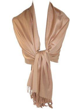 Size one sizeone size Women's Classic Pashmina Shawl Wraps