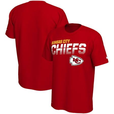 Kansas City Chiefs Nike Sideline Line of Scrimmage Legend Performance T-Shirt - (The Legends Kansas)