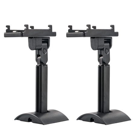 Install Brackets - EEEKit Wall Ceiling Bracket Mount Waterproof Dustproof Bracket with Install Kit for Boses - LS535 3th / ST535 4th, Cinemate 520, Soundtouch520, Soundtouch 525 / AM10 V, 2-Pack