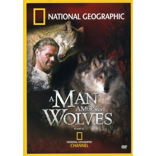 National Geographic: A Man Among Wolves (Widescreen)