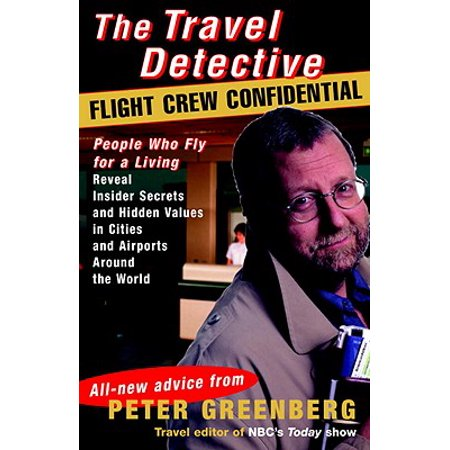 Travel Detective Flight Crew Confidential - eBook