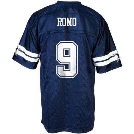 a6356acfd NFL - NFL Dallas Cowboys Men s Tony Romo Jersey - Walmart.com