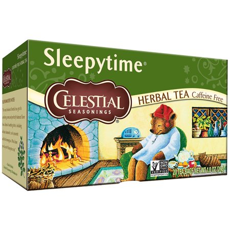 Celestial Seasonings ® Sleepytime ® Herbal Tea Bags 20 ct Box