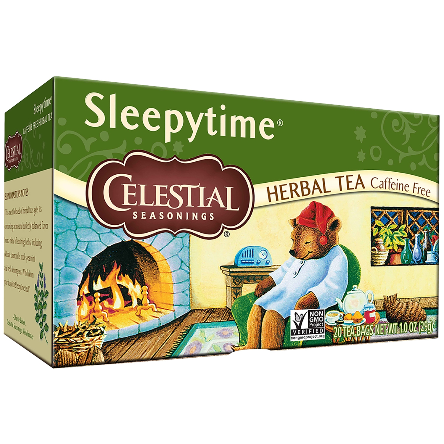Celestial Seasonings® Sleepytime® Herbal Tea Bags 20 ct Box