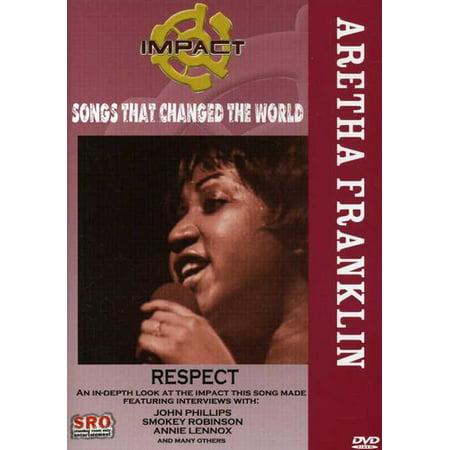 Aretha Franklin: Respect (DVD)