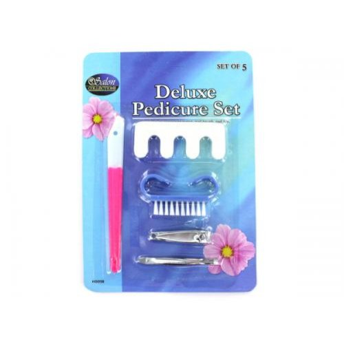 Salon Collections HB058 Deluxe Pedicure Set Case of 120