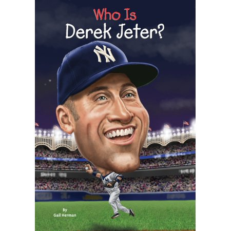 Derek Jeter Dive (Who Is Derek Jeter? - Audiobook)