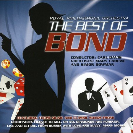 Royal Philharmonic Orchestra - The Best of James Bond - Harry James Orchestra