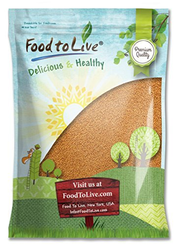 Food To Live Clover Sprouting Seeds 25 Pounds by Food To Live