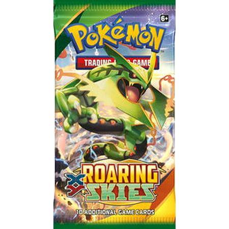 Pokemon XY Roaring Skies Booster Pack