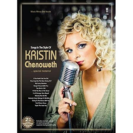 Songs in the Style of Kristin Chenoweth - Kristin Chenoweth Halloween