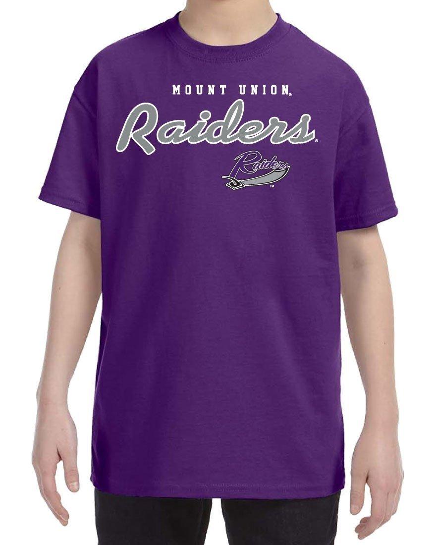 NCAA Mount Union Purple Raiders T-Shirt V3