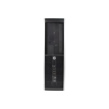 Refurbished HP Compaq 6000-SFF WA2-0311 Desktop PC with Intel Core 2 Duo Processor, 4GB Memory, 250GB Hard Drive and Windows 10 Pro (Monitor Not Included)