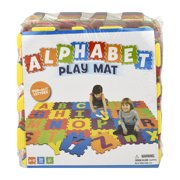 Best Brands Alphabet Play Mat 3+ - 26 PC, 26.0 PIECE(S)