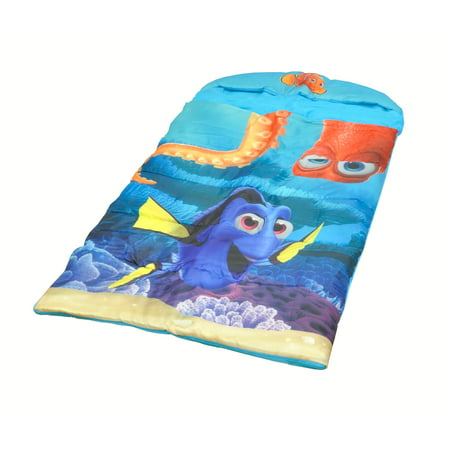Disney Finding Nemo Dory Hooded Slumber Bag, 1 Each