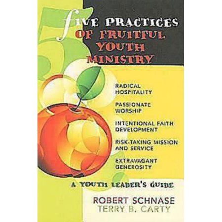 Five Practices of Fruitful Youth Ministry - eBook