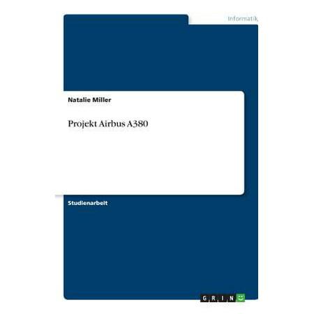 Projekt Airbus A380