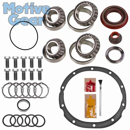 Motive Gear R9R325SMK MOGR9R325SMK FORD 9 W/3.25 HOUSING & STD F&R PINION MASTER BEARING KIT (Pinion Housing)