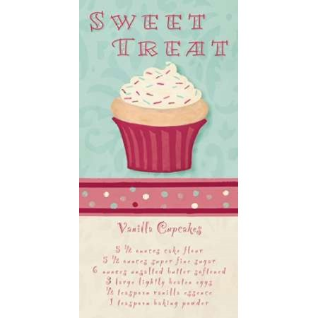 Sweet Treat Canvas Art - Tiffany Hakimipour (24 x 48)