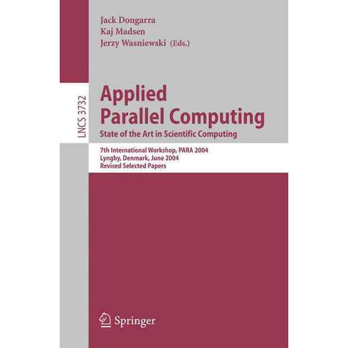 Applied Parallel Computing: State of the Art in Scientific Computing