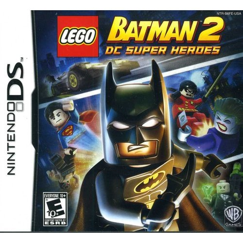 LEGO Batman 2: DC Super Heroes (DS)
