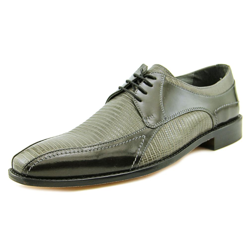 Stacy Adams Graziano 2E Square Toe Leather Oxford by Stacy Adams