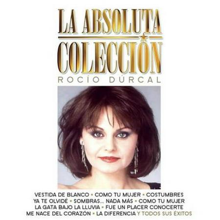 Rocio Durcal - Absoluta Coleccion (CD) (Videos De Rocio Durcal Me Gustas Mucho)