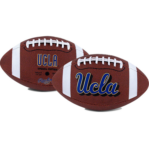 Rawlings Gametime Full-Size Football, UCLA Bruins