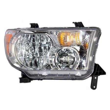 - Passengers Halogen Headlight Headlamp Replacement for Toyota Pickup Truck SUV 811100C051