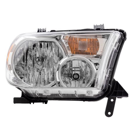- Passengers Halogen Headlight Headlamp Replacement for Toyota Pickup Truck SUV 811100C051