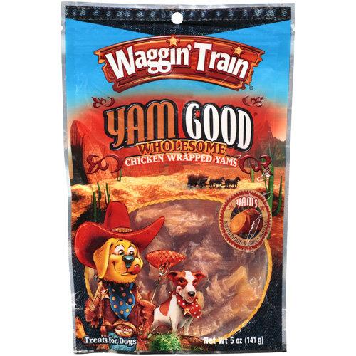 Waggin' Train 5oz Yam Good Dog Treats