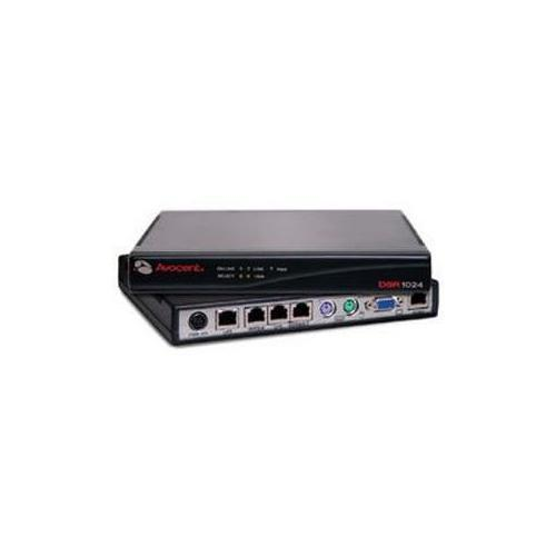 AVOCENT DIGITAL PRODUCTS DSR1024USB-001 3PORT KVM OVER IP DT SWITCH by Avocent