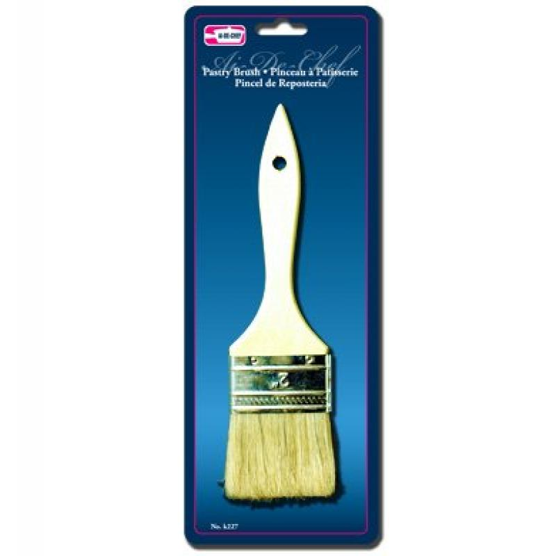 "Ai-De-Chef Pastry Brush 2"" by"