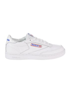 bf127e389e7 Product Image Reebok Classic Club C Big Kid s Shoes White Vital Blue Blue  bs8847