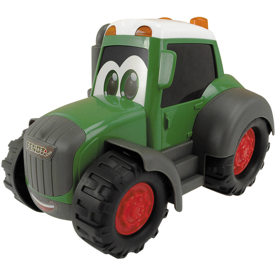 """Dickie Toys 10"""" Fendt Happy Tractor by Dickie Toys"""