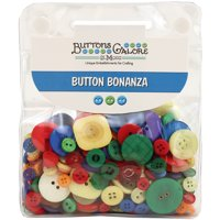 Buttons Galore Button Bonanza 8oz Primary