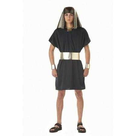 Pharaoh Adult Costume Large (Pharaohs Costume)