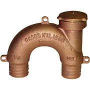 Groco HVL Bronze Vented Loop for Hose