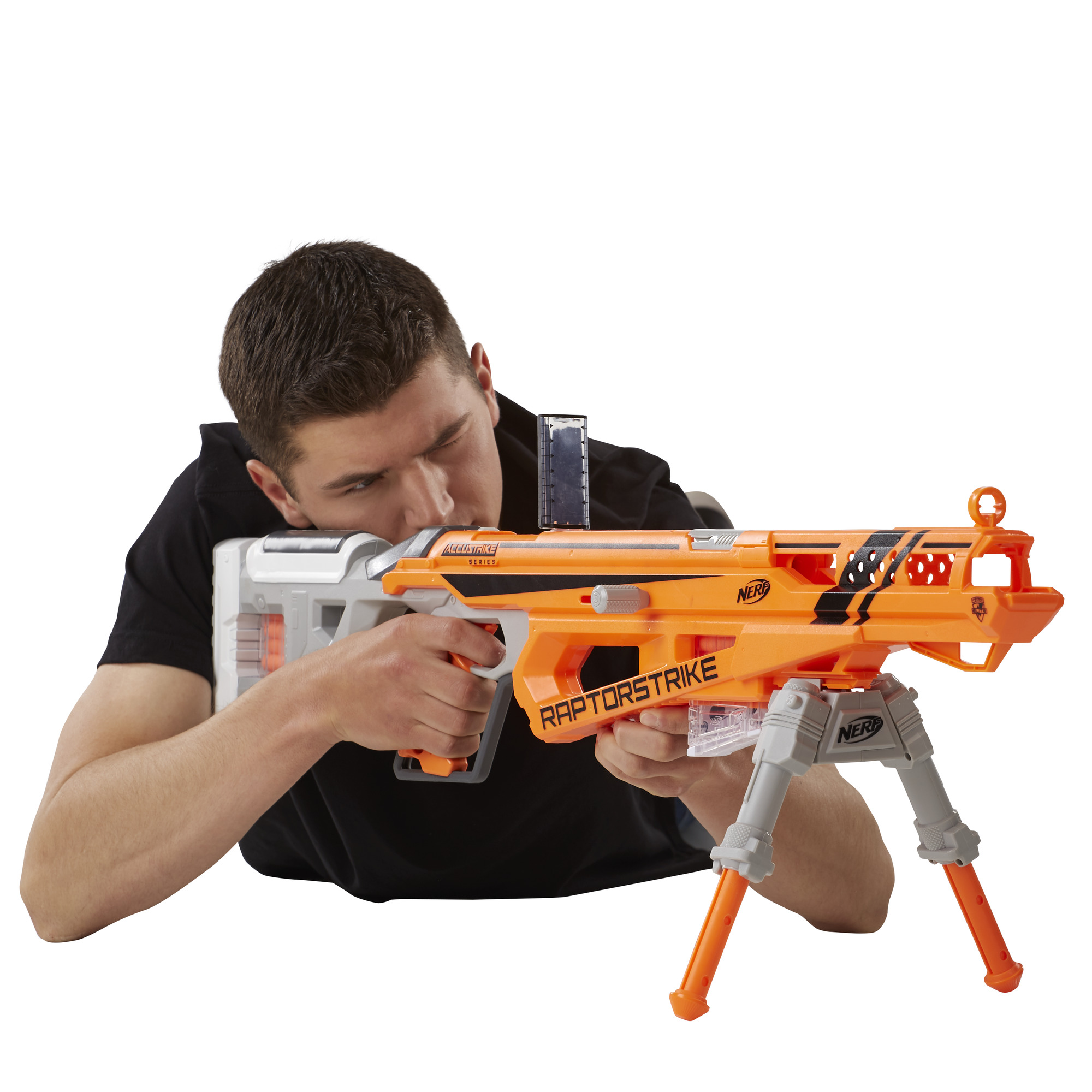 Nerf N-Strike Elite AccuStrike RaptorStrike - Walmart com