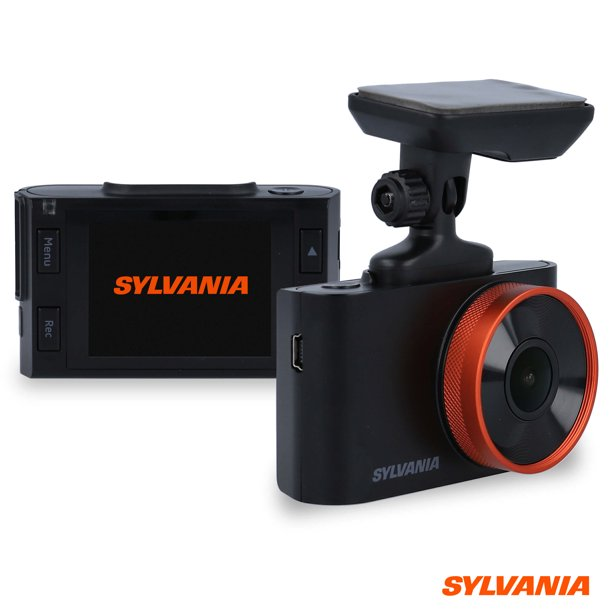 Sylvania Roadsight Pro Dash Camera 34144