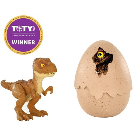Jurassic World Hatch 'n Play Dinos Tyrannosaurus Rex