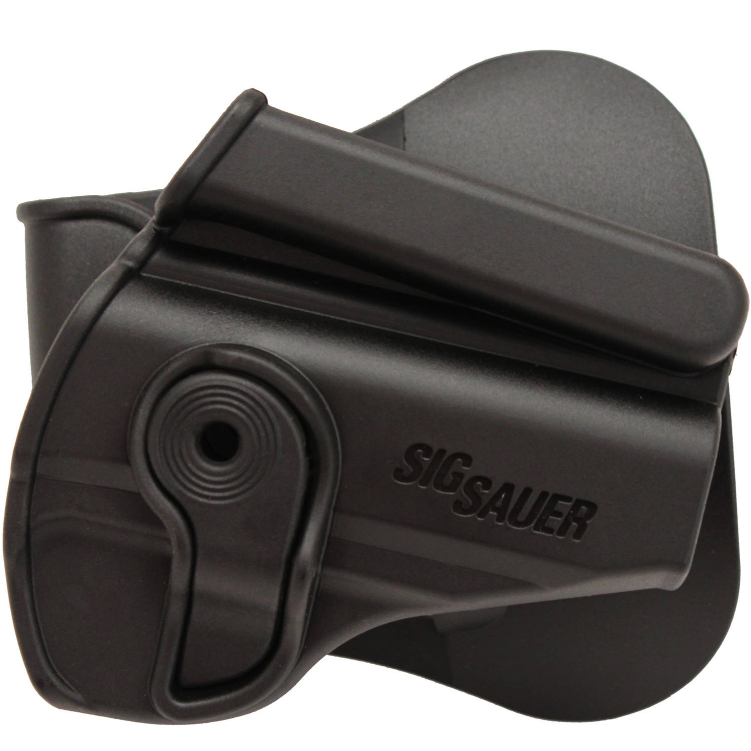 HOL-RPR-232-IMP-BLK SIG Sauer RHS Retention SIG P232 Paddle Holster Right Hand P