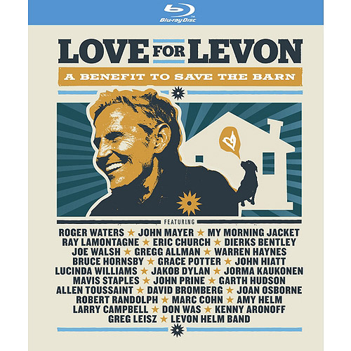 Love For Levon: A Benefit To Save The Barn (2Music Blu-ray/2CD)