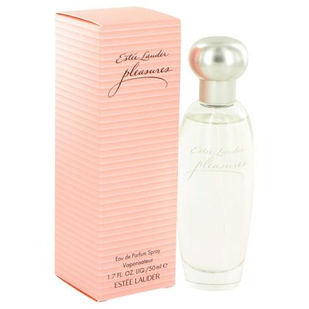 Pleasures Perfume by Estee Lauder for Women. Eau De Parfum Spray 1.7 Oz / 50 Ml ()
