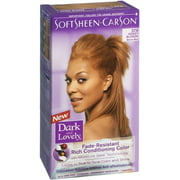 Dark and Lovely Fade Resistant Rich Conditioning Color, No. 378, Honey Blonde, 1 ea (Pack of 4)