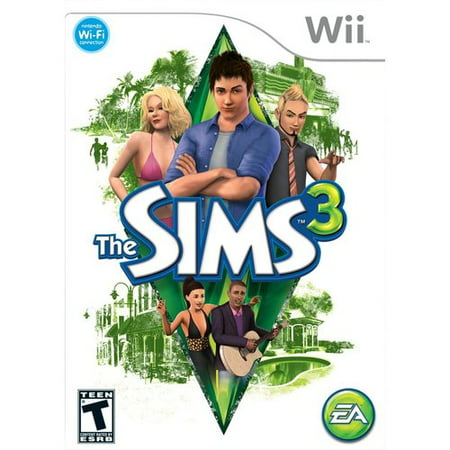 Sims 3 (Wii) Electronic Arts - The Sims 3 Halloween