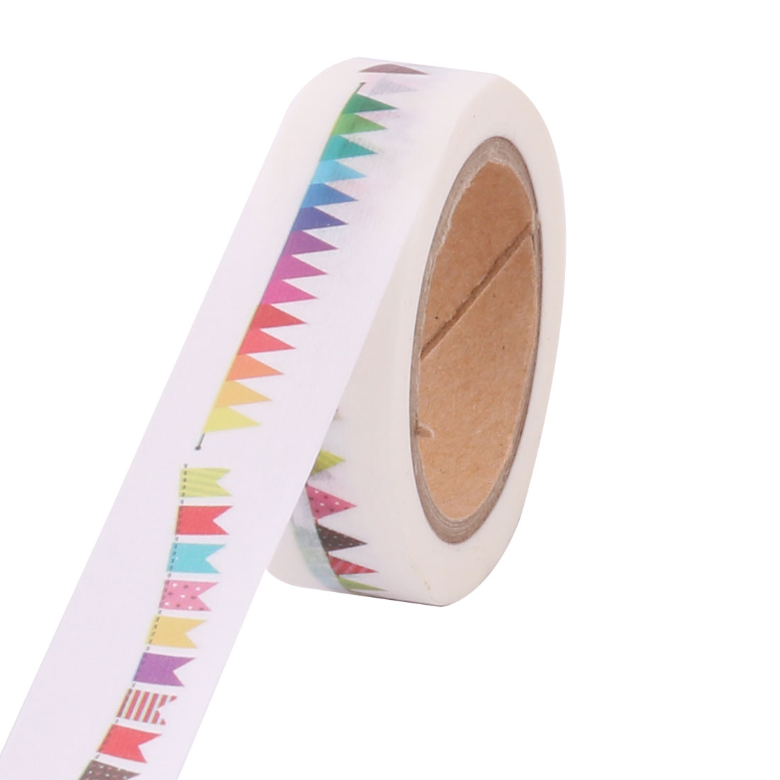School Washi Paper Banner Print DIY Gift Packing Sticker Adhesive Tape 3pcs - image 2 of 5