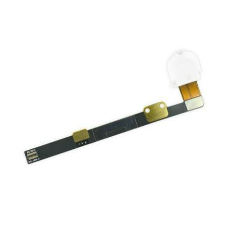 Apple iPad Mini 2/3 Headphone Jack Flex Cable - White - image 1 of 1