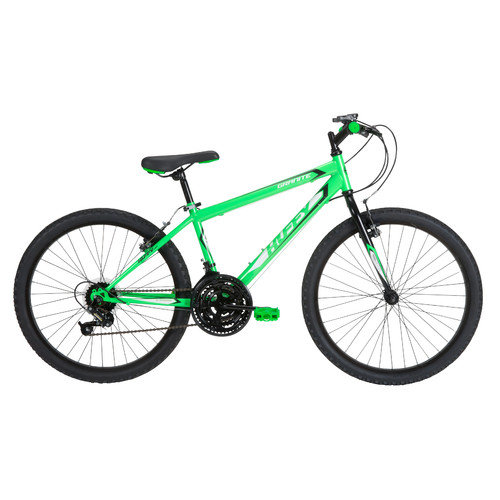 Huffy 24505 24 inch Boys Neon Green Granite Bicycle
